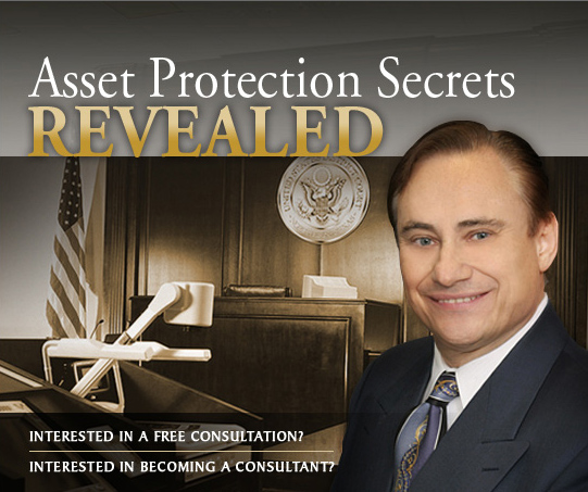 John Ewing - Asset Protection  Package